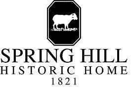 Spring Hill Historic Home Logo